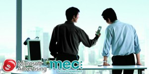 MEC-Microsoft-advertising-China-Single-Man