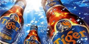 Tiger Beer 虎牌啤酒