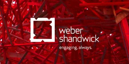 webershandwick new logo look �����