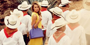 Edita Vilkeviciute Louis Vuitton-cover