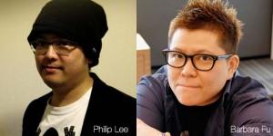 Philip-Lee-(left)-and-Barbara-Fu