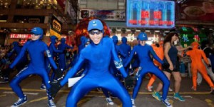 HKBN-Flash-Mob-Performances