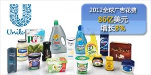 Unilever-AdSpend-2012
