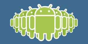 Android single large