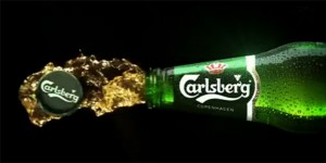 Carlsberg puts friends to the test