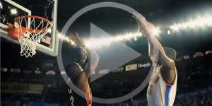 Gatorade-Wade Kevin Durant