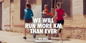 Nike-make it count