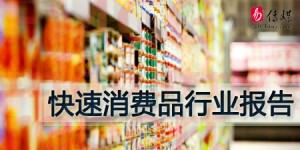 FMCG industry report head