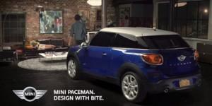 MINI Paceman-campaign