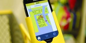 emart sale navigation app