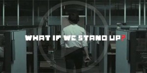 what if we stand up