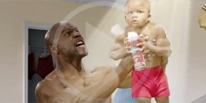 Old spice baby