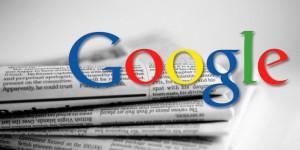 google newspaper