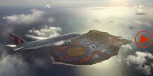 Qatar Airways ad video