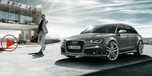 Audi rs6 avant ad