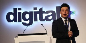 Tony Chen speaked at Digital+