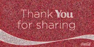 coke thank u for sharing