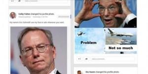 the consumers retaliation on Eric Schmidt
