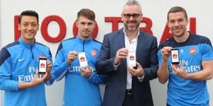 Arsenal-huawei-partnership