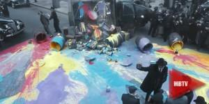 Dulux color exhibition front