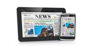 mobile news front
