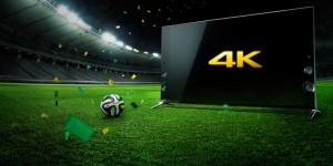 sony 4k FIFA