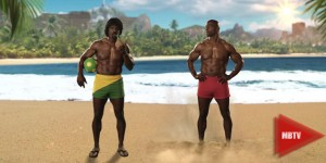 Old Spice - Drill to Brazil