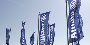 Allianz-flag