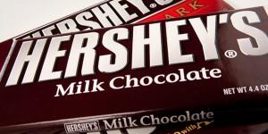 Hershey-chocolate