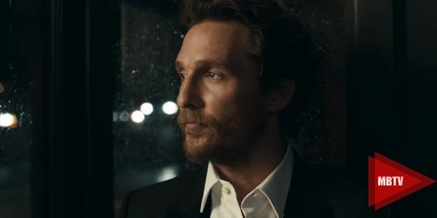 Matthew Mcconaughey - Lincoln