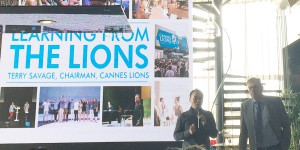 Terry Savage -Cannes Lions