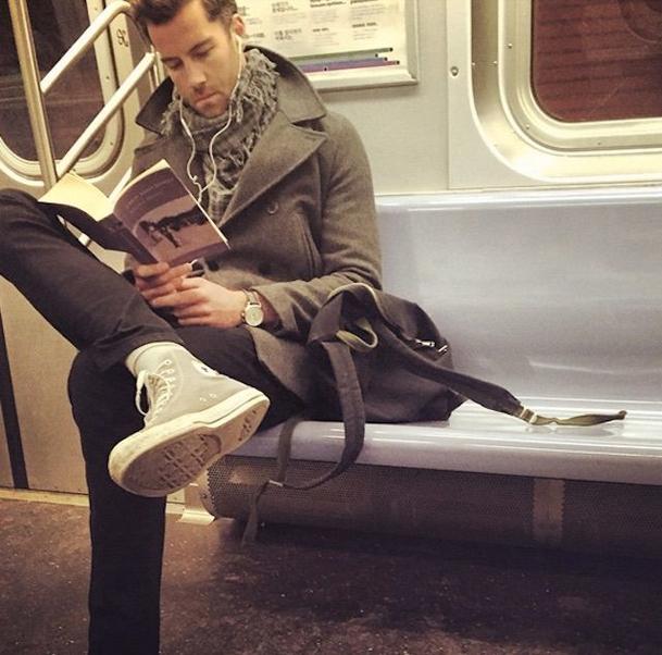读书的男人最性感,banana