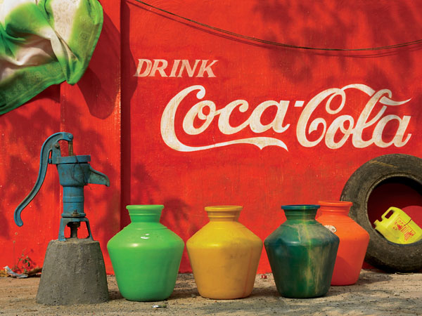 Coca cola -Brand Irony-1