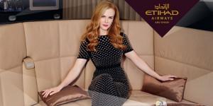 Nicole Kidman- Etihad Airways