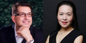 Cyril-Drouin-and-Christine-Wang