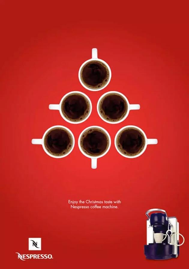 """那些正在为圣诞节绞尽脑汁扎堆做海报的广告同胞们终于在今天重见一会光明了,在过几天该下去""""HAPPY NEN YEAR""""这个大坑,在此为他们祈福。 这会趁雾霾还未散去,小编在此整理了一些创意平面广告。其中食物商品广告占多数,包括服装、汽车等品牌。这么些海报当中,不乏精品。在今天这种伤害值倍儿高的节日里,拿来开开脑似乎也不错。话不多说,上菜!"""