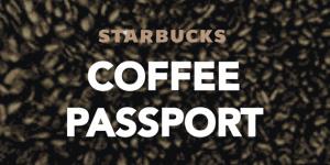 Starbucks Coffee Passport-0
