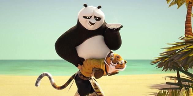Kung Fu Panda - Wix