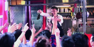 Cola_Coke with Food - Nicholas Tse TVC-01