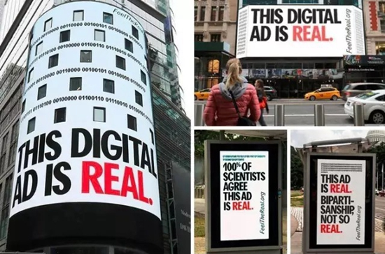 Outdoor advertising more real than online advertising-1
