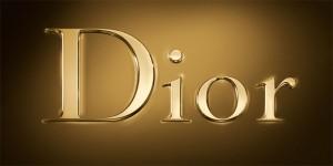Dior-LOGO-Gold