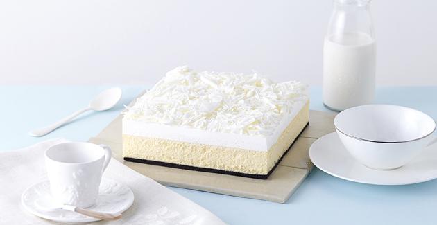 诺心·雪域牛乳芝士蛋糕