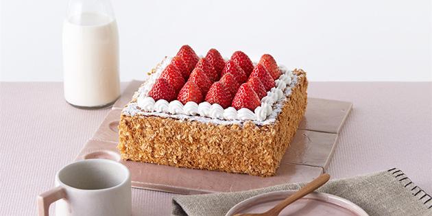 诺心·草莓拿破仑