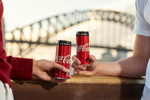 创意时尚 Coke Zero将退下历史舞台 Coke No Sugar上市