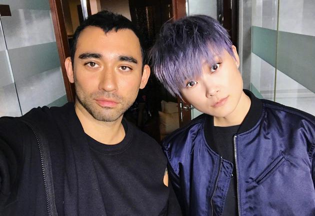 创意时尚 时尚品牌Diesel宣布李宇春成为品牌首位全球形象代言
