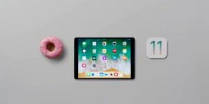 ipad+iOS 11-头图