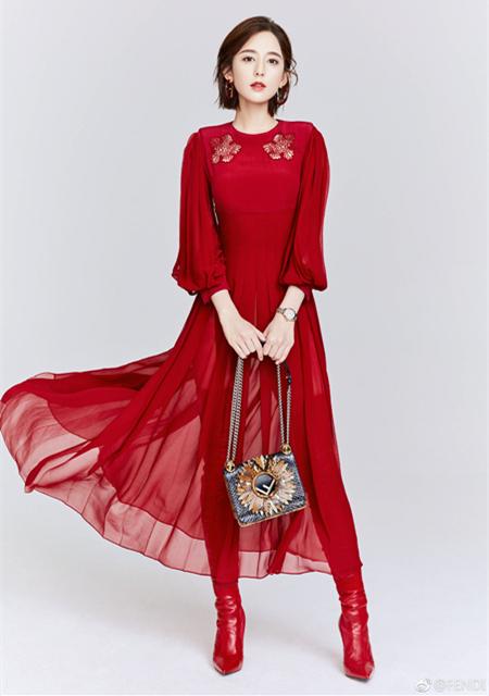 创意时尚 古力娜扎出任FENDI中国区品牌大使