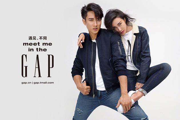 创意视频 GAP携手吴尊、陈漫重新演绎美式休闲风广告大片