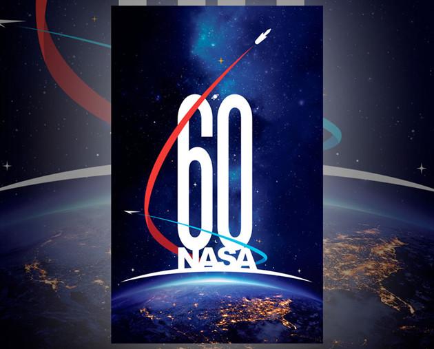 NASA 60th logo-0104