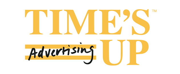 time's up advertising-20180408